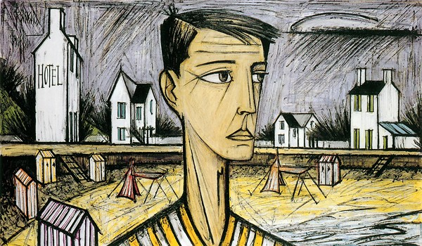 Bernard buffet 1928 1999 peintre francais french for Bernard peintre